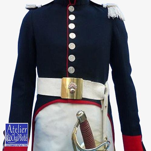 Ceinturon, Officier de Cavalerie Lourde