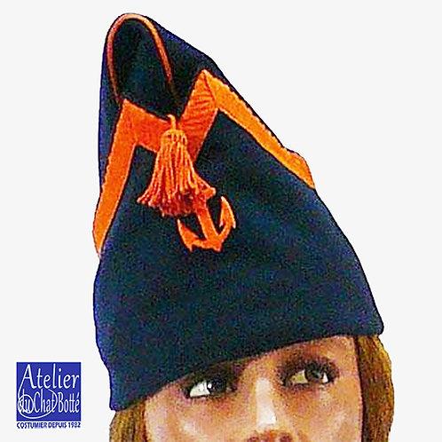 Bonnet de police, Marin de la Garde Impériale, troupe