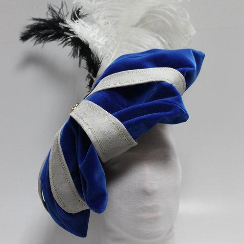 Chapeau style Renaissance, modèle Etoile