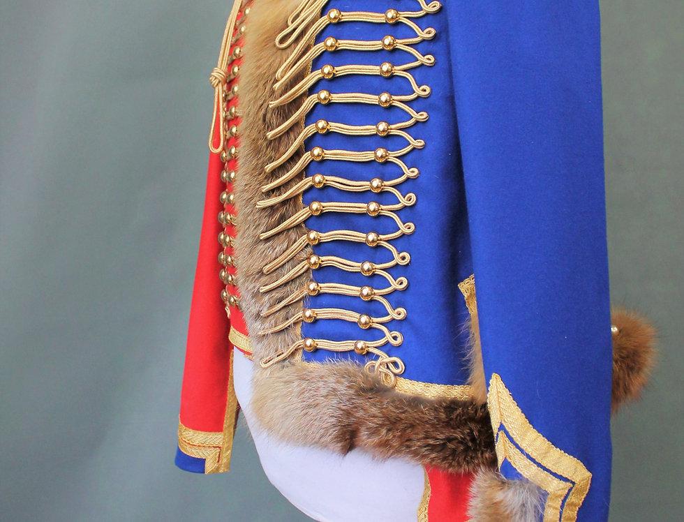 Pelisse de Hussard, Officier