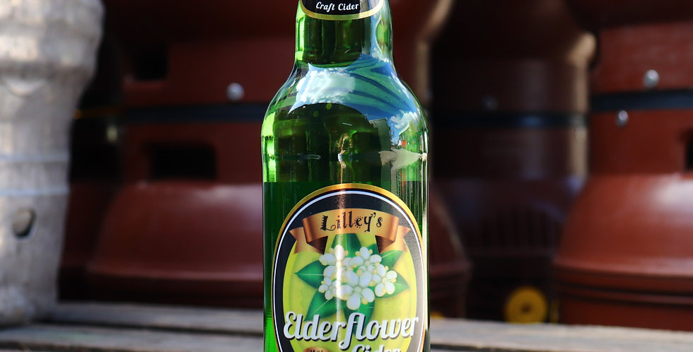 LILLEYS | Elderflower | 4.0%