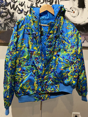 Vintage Sweet Scapes Ski Jacket