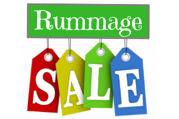 Donate to the Rummage Sale