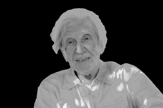 Holocaust Survivor Eugenia Yuspeh