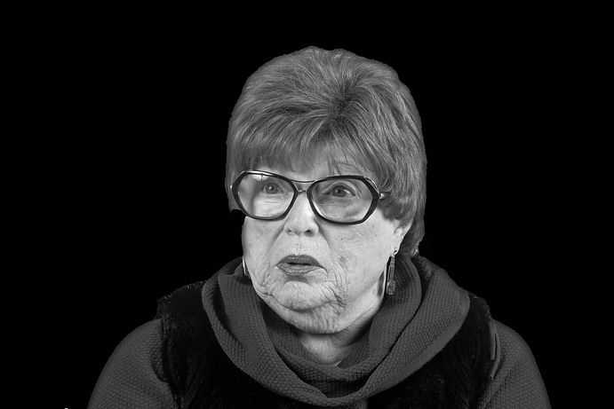 Holocaust Survivor Yvonne Aronson