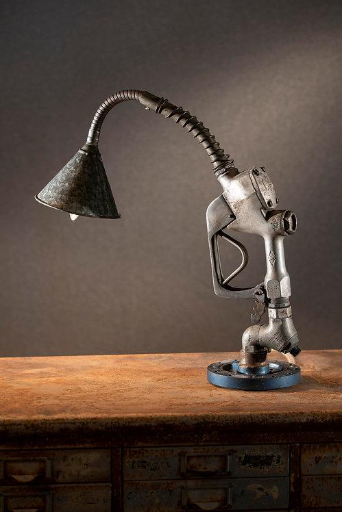 Ethyl: Gas Nozzle lamp