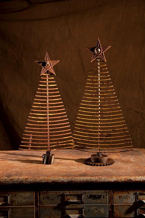 Fan grill Christmas Tree each