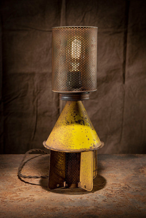 Beatle Bug Trap desk lamp