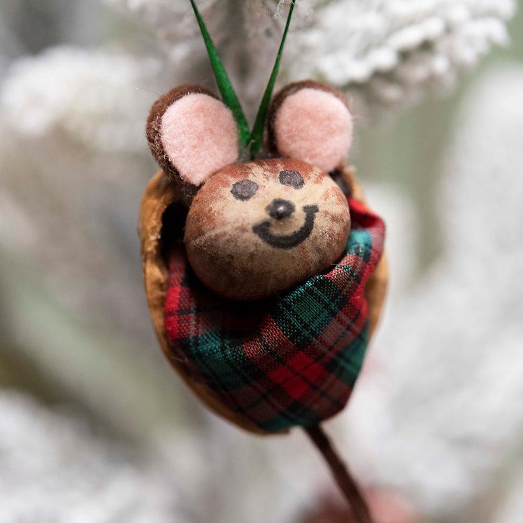 Nutty Little Mice