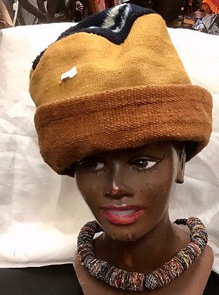 Mud Cloth Hat