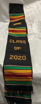 Class of 2020 Kente Scarf