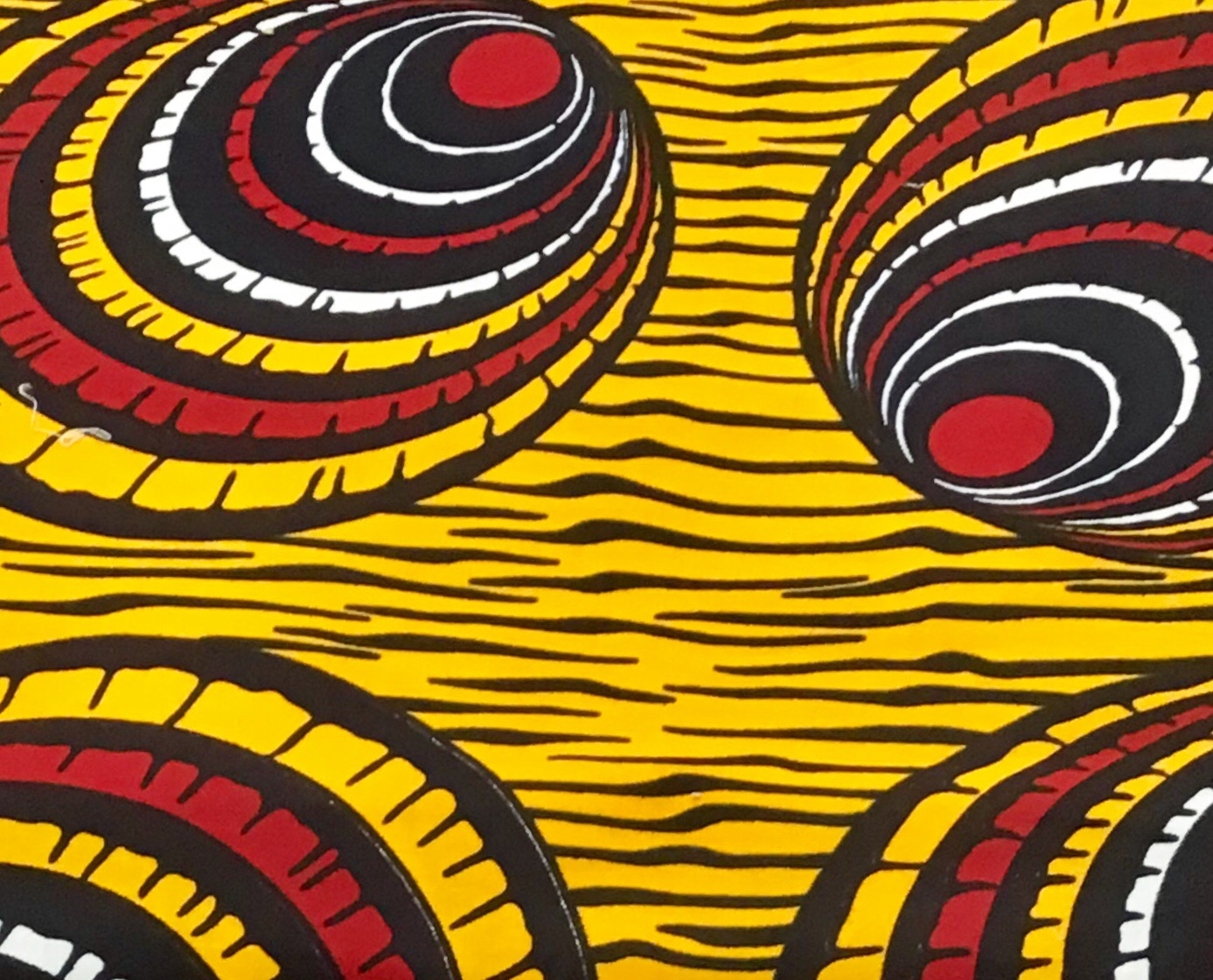 Thumbnail: African Fabric