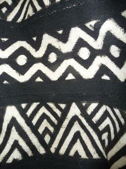 black u0026 white mud cloth