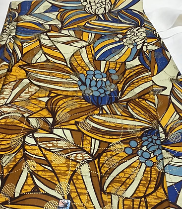 Woodin Print Fabric
