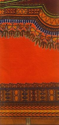 African Print Fabric (Abis Abeba)