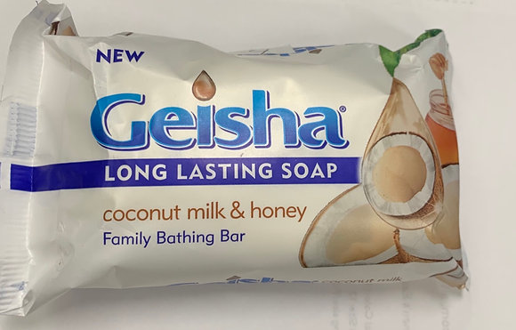 Coconut and Milk Soap from Ghana