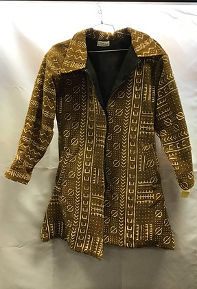 Mudcloth Women's Jacket
