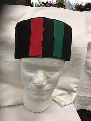 Kufi, black flag
