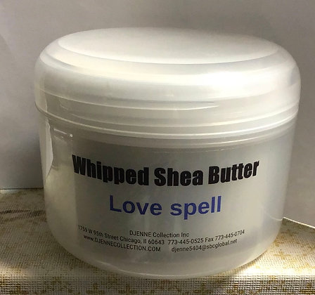 Scented Shea Butter - Love Spell