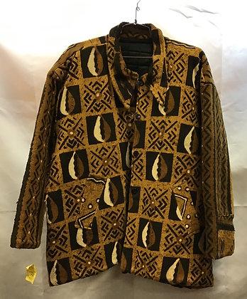 Mudcloth Men's Jacket