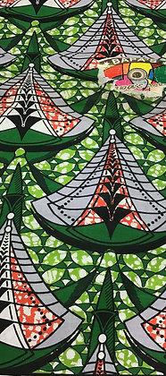 African Print Fabric