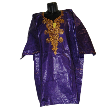 Purple Dashiki