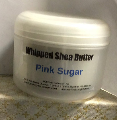Scented Shea Butter - Pink Sugar