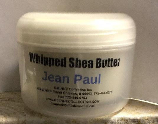 Scented Shea Butter - Jean Paul