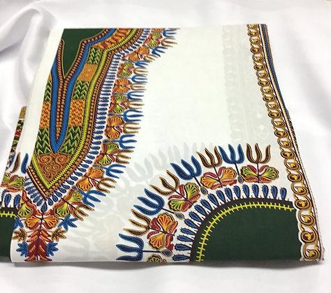 Dashiki Fabric