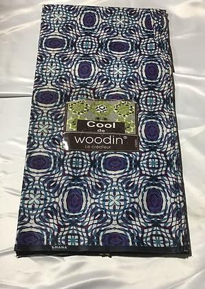 Woodin Cool de  Fabric, blues