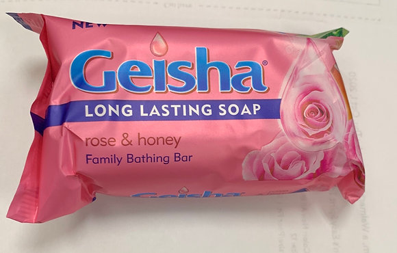 Rose and Honey Soap from Ghana