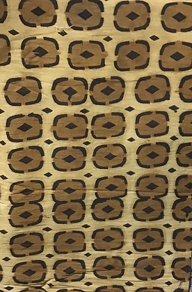 African Mud Cloth PRINT Fabric - #24