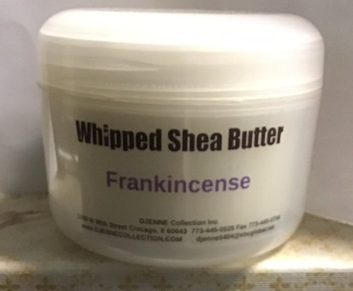 Whipped Scented Shea Butter