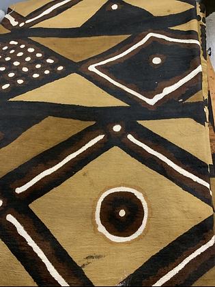 African Mud Cloth PRINT Fabric