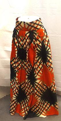 African Wax Print Fabric