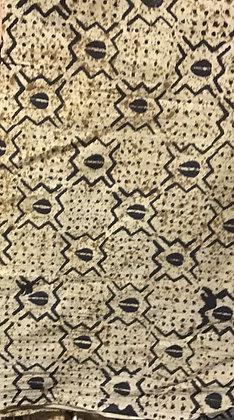 African Mud Cloth PRINT Fabric - #31