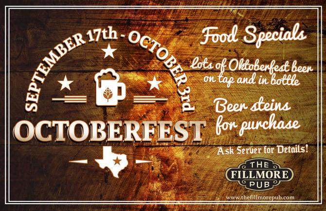 Octoberfest!!