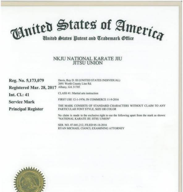 United States of America Trademark