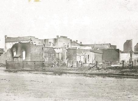 1903 Catastrophic Fire in Biggs