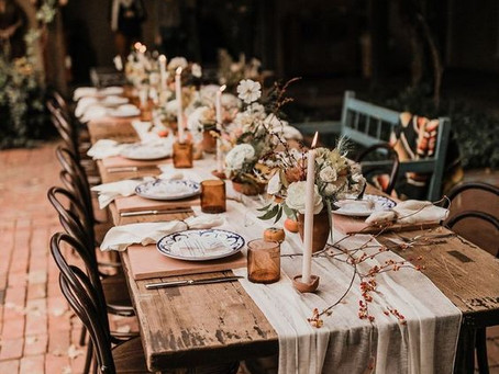 Fabulous Farm Tables