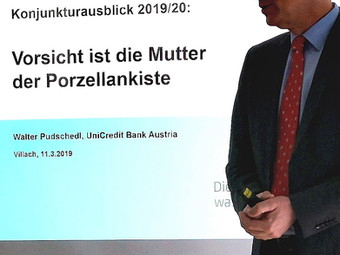 Konjunkturausblick 2019 - 2020