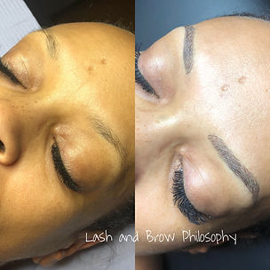 Microblading before and after's are great to see if this is an option for you!