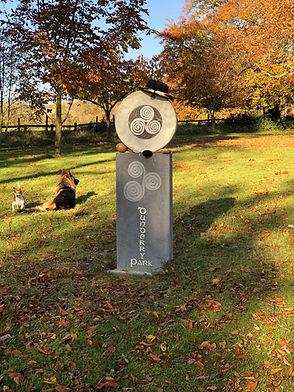Dunderry Park Shamanism Ireland Entrance