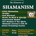 ELEMENTS OF SHAMANISM ONLINE POSTER 2 .JPG