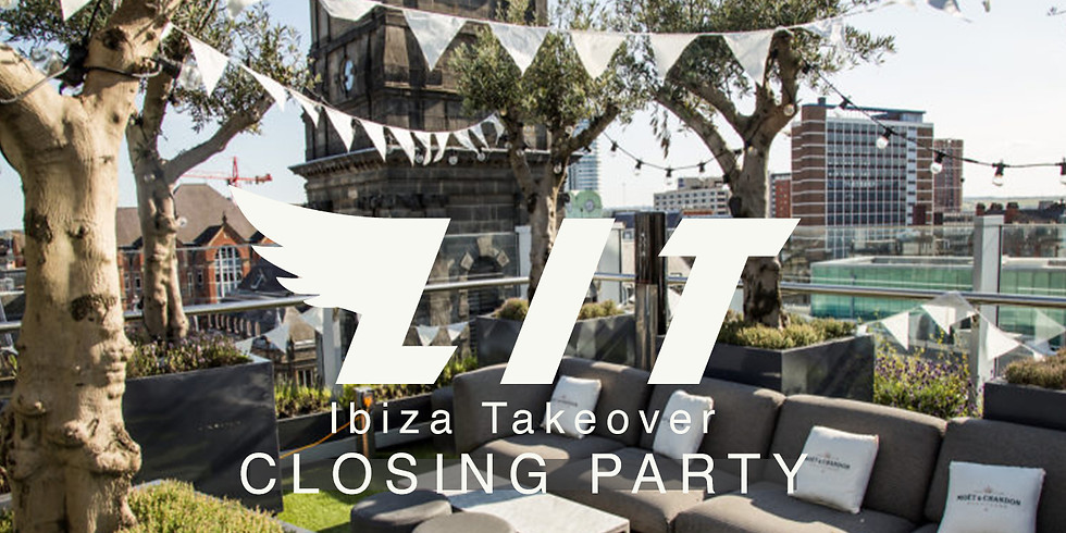 LIT Ibiza Takeover Summer 2020 Closing Party