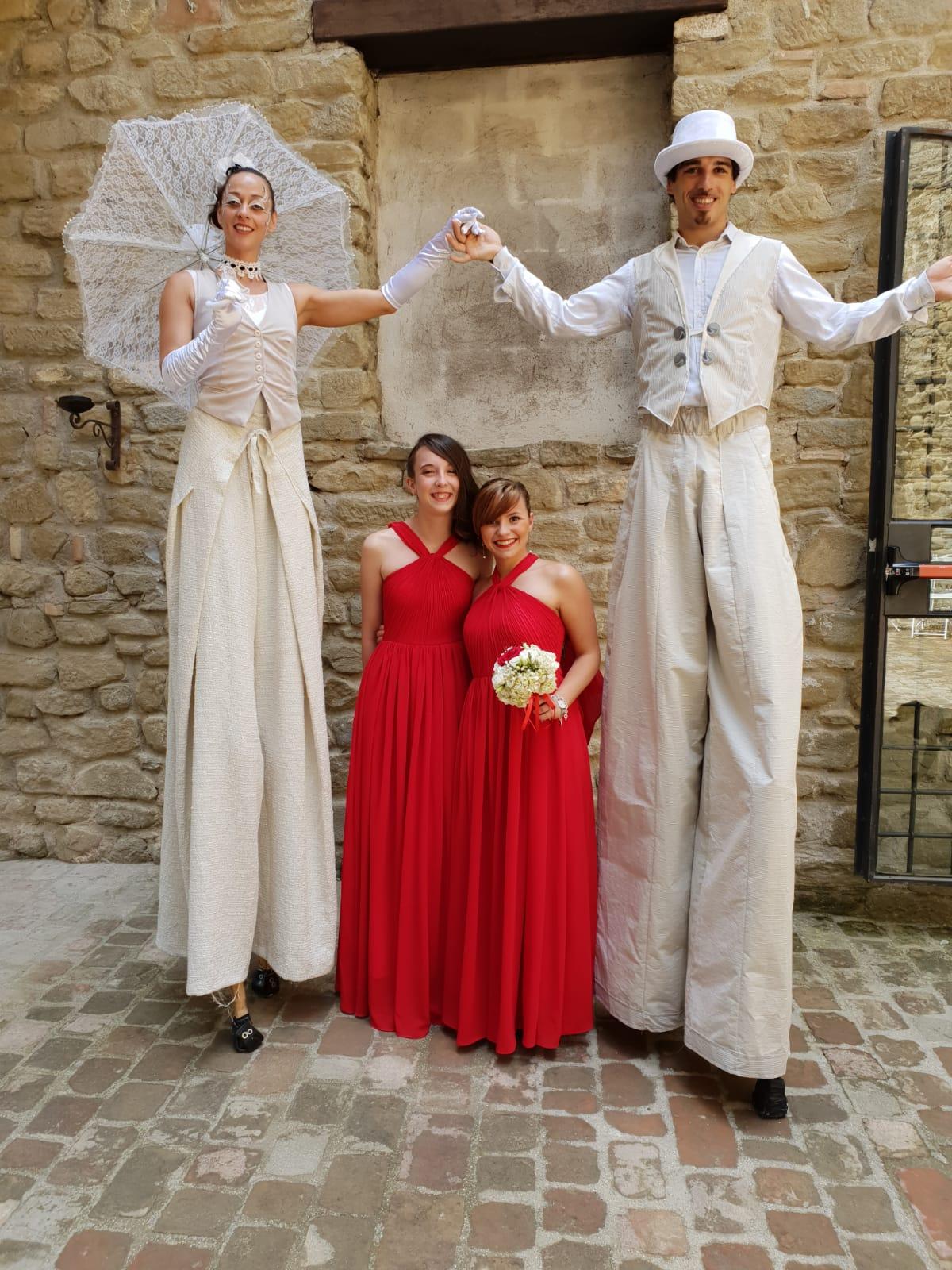 stilts-weddings