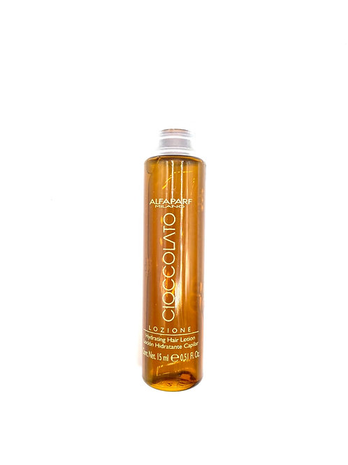 Cioccolato hydrating hair lotion