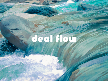 How to angel invest, part 4: deal flow