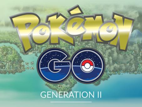How Niantic should roll out Gen II in Pokémon Go