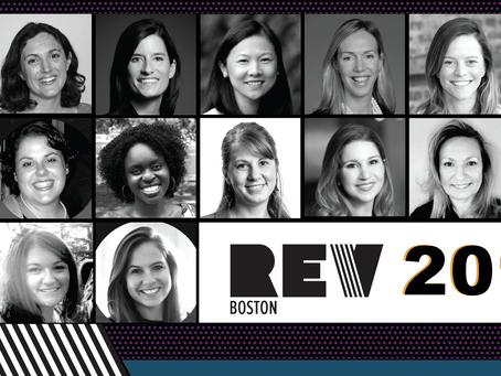 5 years of Rev Boston (and introducing the new cohort)